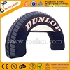 Top selling inflatable tire arch inflatable advertising arch F5018