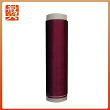 Fashion Design 100% Color 75D Cationic Dty Polyester Yarn