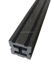 Cheap price anti-water wood plastic composite outdoor wpc decking beam