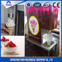 New design ice cream maker electric hand crank with wide application