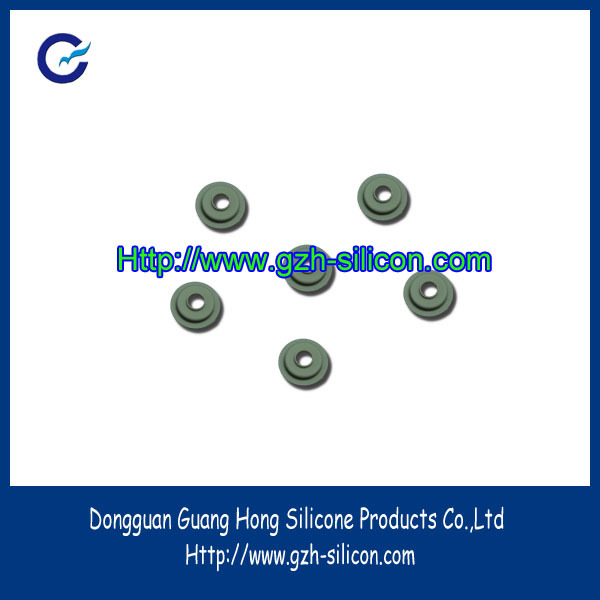 Silicone Rubber Caps Custom Silicone Rubber Powder Coating Paint End Cap