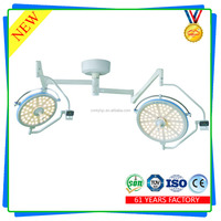 Led operating light with two domes shadowless operation lamp