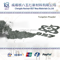 tungsten powder powdered W superly puer China supply price ISO certifate