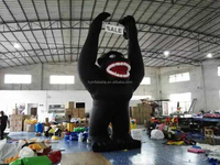 2015 custom advertising inflatable ape