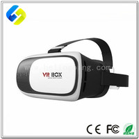3D glasses Virtual Reality vr box 2.0 or vr headset