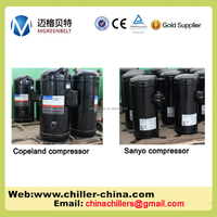 Factory Direct Sale Scroll Type Compressor Refrigeration Compressor For Water Chiller