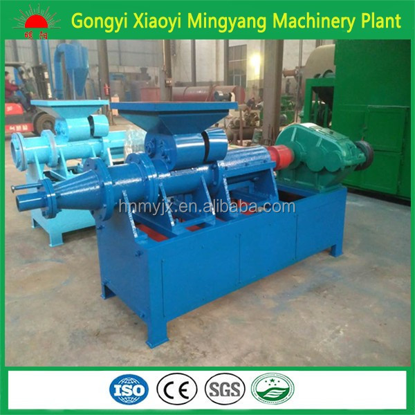 CE approved Best quality wood waste charcoal briquette machine