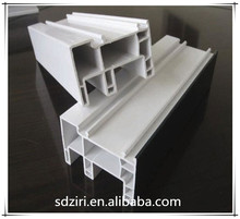 Chinese supplier upvc/pvc profile for windows and doors with best price
