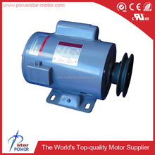 High efficiency 1/4hp electric air compressor single phase motor