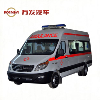 JAC BRAND AMBULANCE With Low Cost