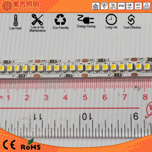 zhongshan factory ce rohs 5m/reel epistar smd 3528 chips flexible led strip