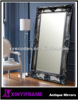 china baroque big mirror frame