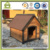 SDD08 Peaked Roof Wooden Fancy Waterproof Dog Kennels