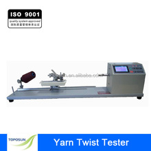 Yarn Twist Testing Machine/Textile Tester