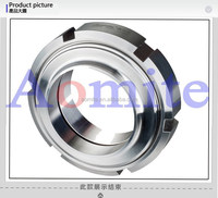 top rated worthful wenzhou AISI304 DIN11851 union