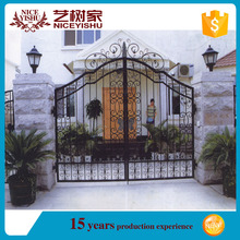 used wrought iron door gates,italian style wrought iron gates,gate color design