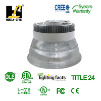40W Soft Light LED Low Bay Industrial Light with motion sensor