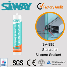 OEM wholesale structural RTV neutral silicone sealant for curtain wall