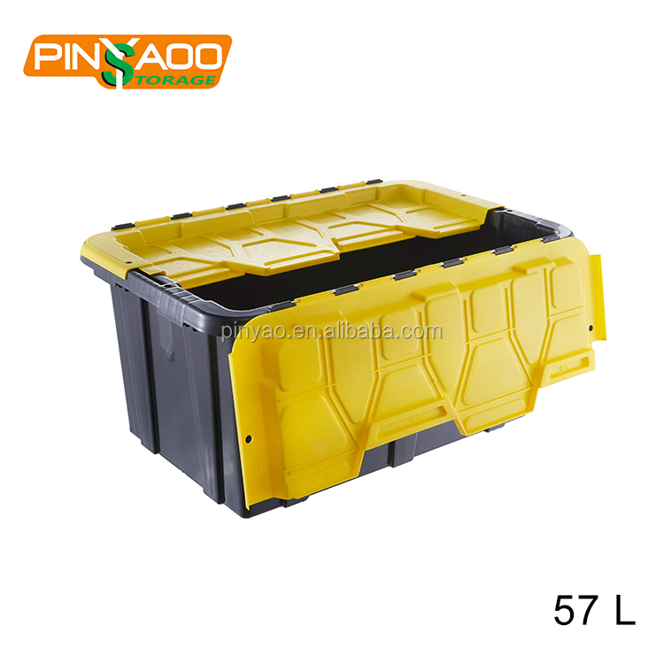 Eco-Friendly Customized Factory Price Heavy Duty Plastic Storage Containers