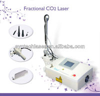 2013 Hot Sale!! FDA and CE approved Portable Co2 fractional laser/ medical laser/ beauty equipment -Nicole