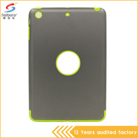 Luxury high quality multi-color shockproof tpu pc case for ipad mini 2