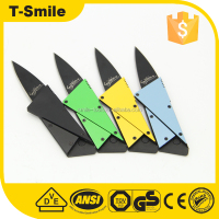 Camping Knife credit card knife,Folding Blade Knife