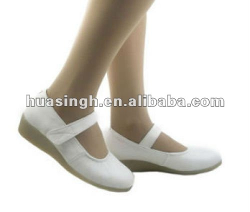 2012 Trendy Sanitary Medical White Shoes For Hospital Nursing