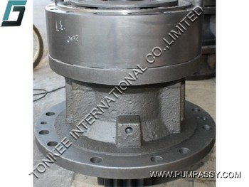 E200B SWING GEARBOX, E200B swing reduction gearbox, E200B REDUCTION GEARBOX