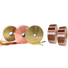 Trade Assurance Copper Foil Laminate Polyester Film Tape Adhesive