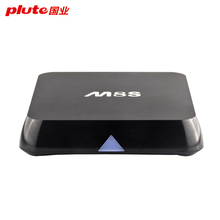 Amlogic S802 2G+8G Quad Core Android M8 4K OTT TV Box