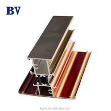 low price customized design aluminum window and door extrusion profiles