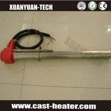 Electric Acid Immersion Water Heater Tube
