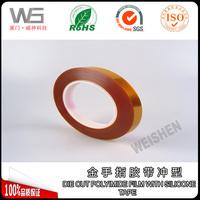 Polyimid Kaptons AmberTtape Heat Adhesive Tape