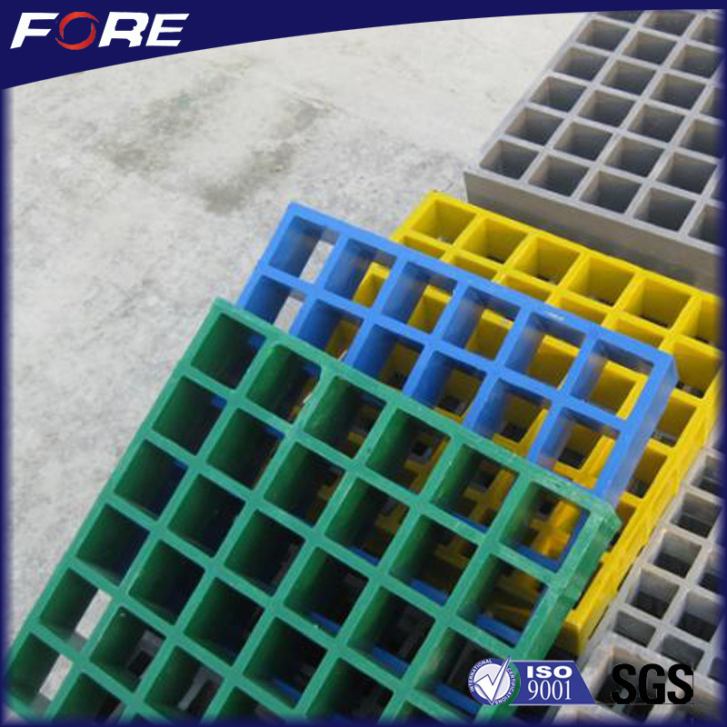 HOT sale ISO9001 approved FRP Fiberglass reinforced plastic molding grating