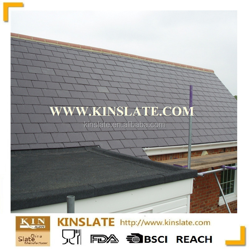 Factory Direct Sales Light Green Tile slate roofing
