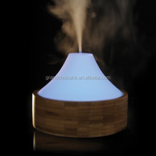 Spa Vapor Attractive Mist Bamboo Ultrasonic Aroma Diffuser