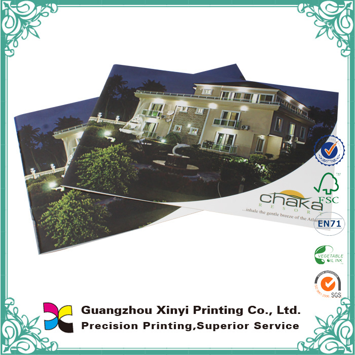 Printing Brochure And Books/travel brochure