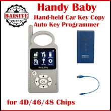 Handy Baby New transponder chip key copy machine high quality handy baby cbay auto programador key programmer in stock