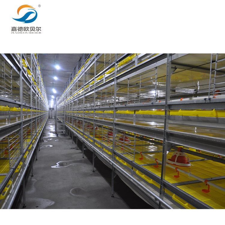Battery broiler chicken farm cage system sale for pakistan farm