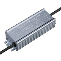 100w led flood light driver waterproof constant current PFC>0.95 IP67