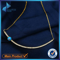 china factory gold necklace chain