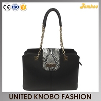 New Design PU bags wholesale bag customs classic beautiful ladies handbags