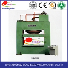 wood sawdust recycling machine/wood sawdust pallet making machine