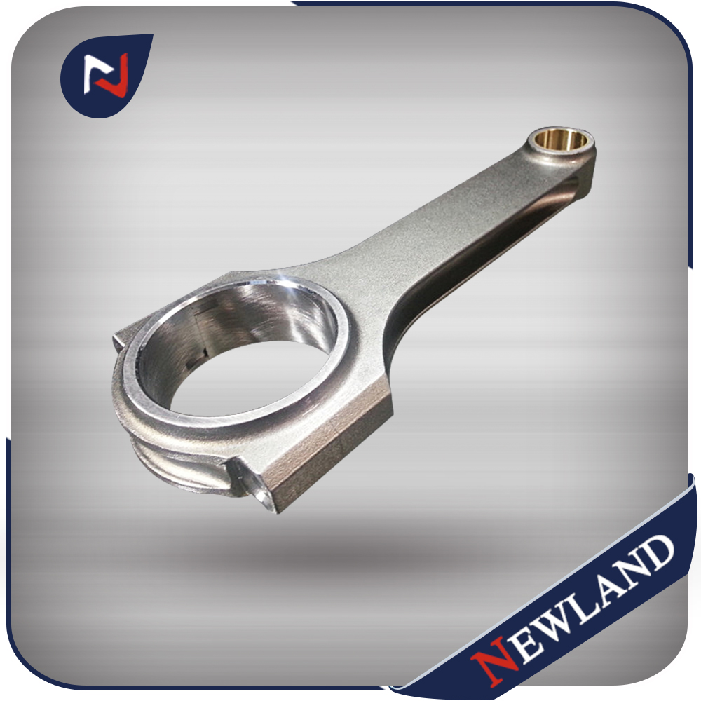 Racing Forged 4340 Conrod for Toyota Supra GT500 Race Car 3UZ 3UZ-FE Titanium Connecting Rod