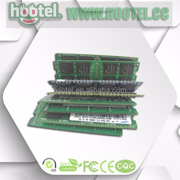 Good working conditions chips module laptop ddr2 memory ram 2 gb