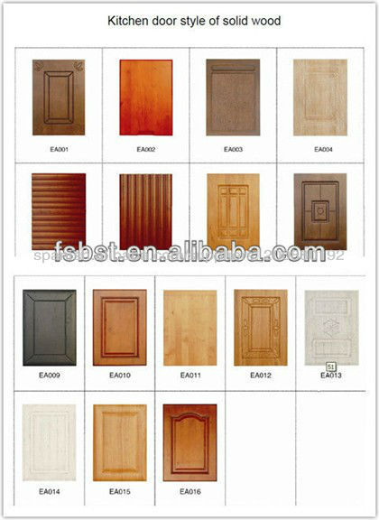 Awesome Puertas De Madera Para Muebles De Cocina Images - Casas ...