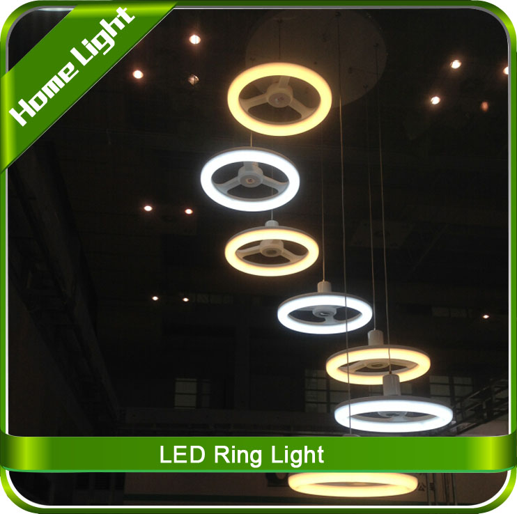 Energy Saving LED Ring Lamp LED Annular Tubes LED Fluorescent Light