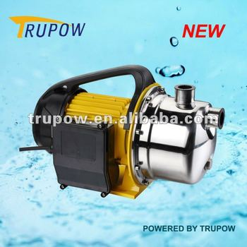 High Capacity Electric Stainless Steel Garden Jet Pump