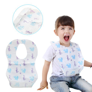 Automatic Production Disposable Baby Bibs