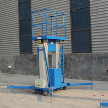12m telescopic platform ladder lift hydraulic man lift for sale